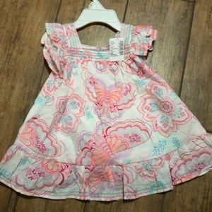 Baby girl sundress - Size 6-9M